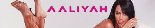 Aaliyah Banner