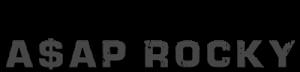 A$AP Rocky Logo 3