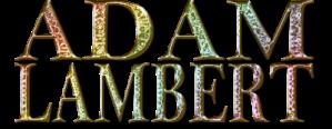 Adam Lambert Logo (4)