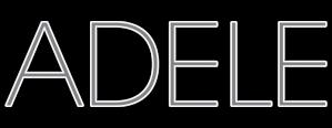 Adele Music Logo 2