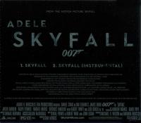 Adele Skyfall Back