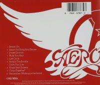 Aerosmith Aerosmiths Greatest Hits Back