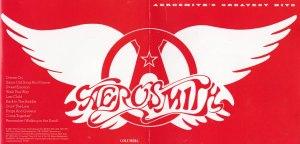 Aerosmith Aerosmiths Greatest Hits Booklet-1
