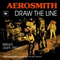 Aerosmith Draw The Line Bright Light Fright