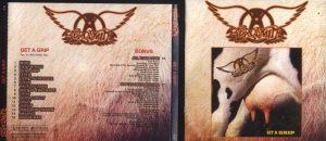 Aerosmith Get A Grip Booklet-1