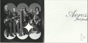 Aerosmith Just Push Play Booklet-1
