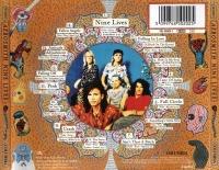 Aerosmith Nine Lives Back