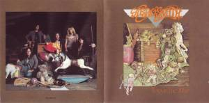 Aerosmith Toys In The Attic Booklet-1