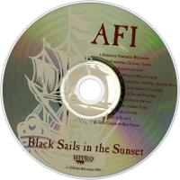 AFI Black Sails in the Sunset