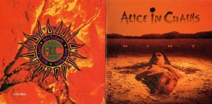 Alice In Chains Dirt Booklet-1