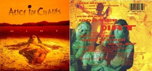 Alice In Chains Dirt Booklet-2