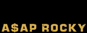 Asap Rocky Logo Art