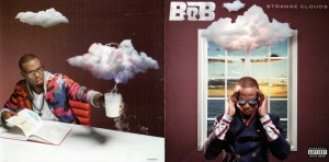 B.O.B Strange Clouds Booklet