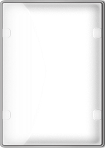 BASIC CLEAR DVD CASE TEMPLATE