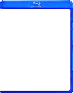 BLU RAY TEXTURED CASE COVER TEMPLATE