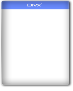 DIVX BLUE CASE COVER TEMPLATE