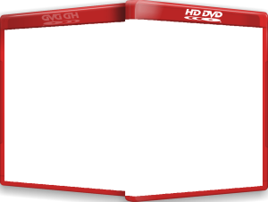 HD DVD OPEN CASE COVER TEMPLATE