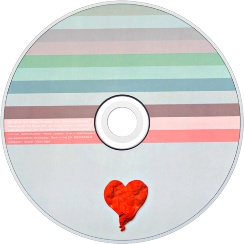 Kanye West 808s Heartbreak