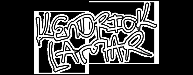 Kendrick Lamar Logo Art2