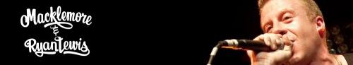 Macklemore Banner
