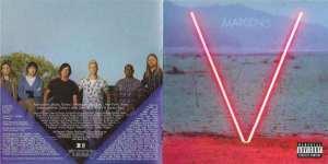 Maroon 5 V Booklet- 1