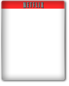 NETFLIX RED CASE COVER TEMPLATE