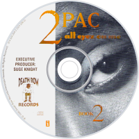 2 Pac All Eyez On Me (2)
