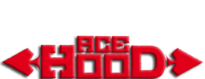 Ace Hood Red Logo Art