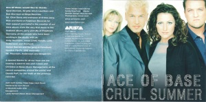 Ace Of Base Booklet-1
