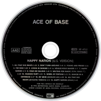 Ace Of Base Happy Nation (3)