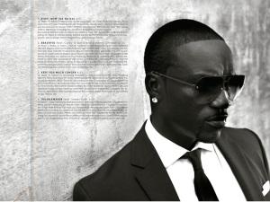 Akon Freedom Digital Booklet-1