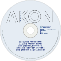 Akon Freedom