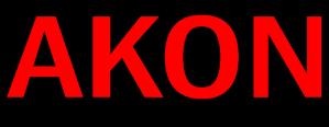 Akon Logo (8)