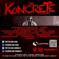 Akon The Koncrete Mixtape back