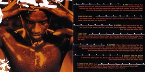 Akon Trouble (14 Tracks) Booklet (3-3)