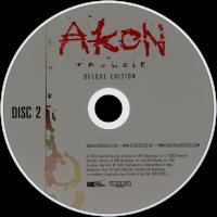 Akon Trouble Disc 2
