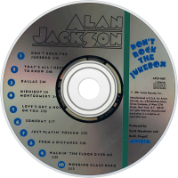 Alan Jackson Dont Rock The Jukebox