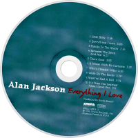 Alan Jackson Everything I Love