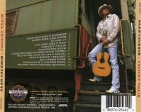 Alan Jackson Freight Train Back
