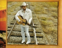 Alan Jackson Freight Train Inlay