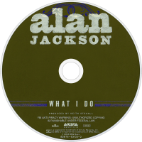 Alan Jackson What I Do