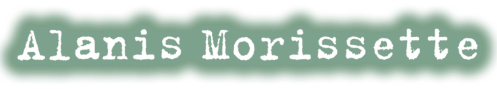 Alanis Morissette logo 10