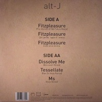 ALT-J Summer Single Back