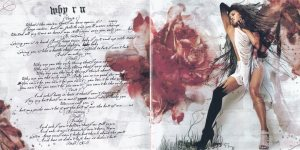 Amerie Love And War Booklet-2