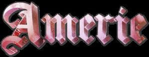 Amerie Pink Logo