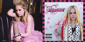 Avril Lavigne Best Damn Thing 01