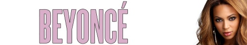 Beyonce Knowles banner 3