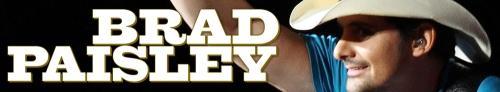 Brad Paisley banner