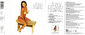 Foxy Brown I Cant Cover