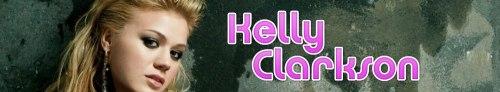 Kelly Clarkson Banner Art